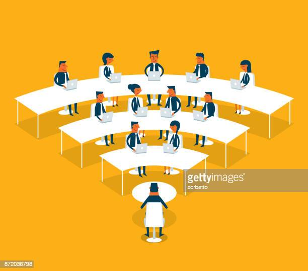 Business networking - Business group