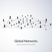 Business Networks Concept