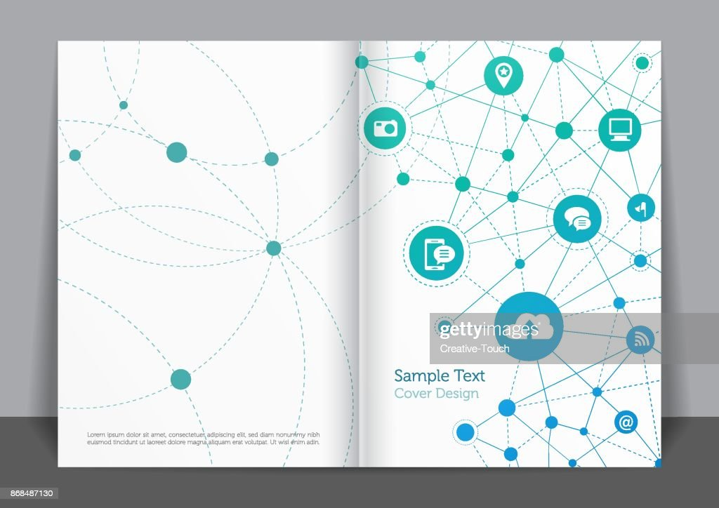 Business Networks Cover design