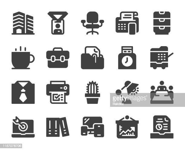 ビジネスオフィス - アイコン - コピーする点のイラスト素材/クリップアート素材/マンガ素材/アイコン素材