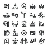 Business People Icons - Smart Series