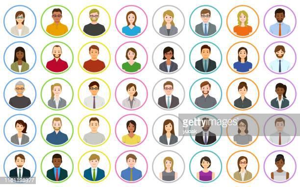 illustrations, cliparts, dessins animés et icônes de graphismes de gens d'affaires - employee