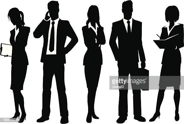 business personen - full suit stock-grafiken, -clipart, -cartoons und -symbole