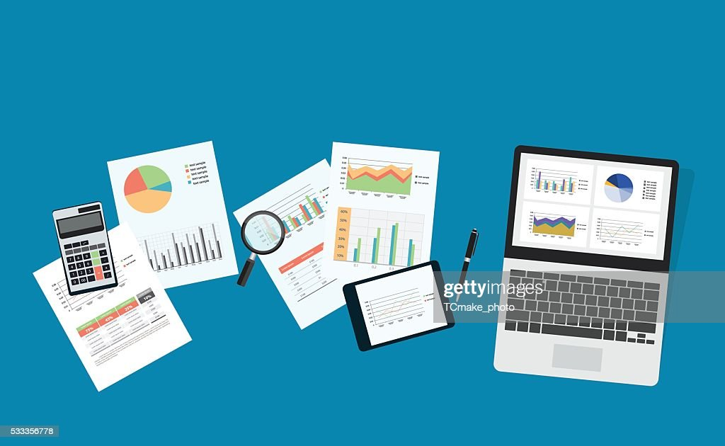 business planning and business investment concept.