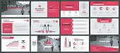 Business presentation slides templates