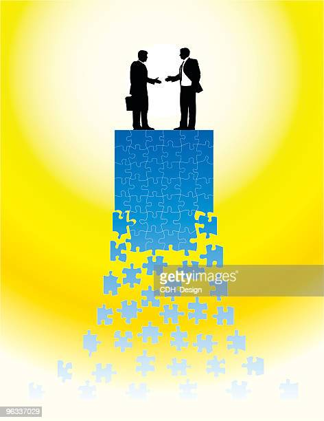 business promotion ~ vector - ambassador stock illustrations