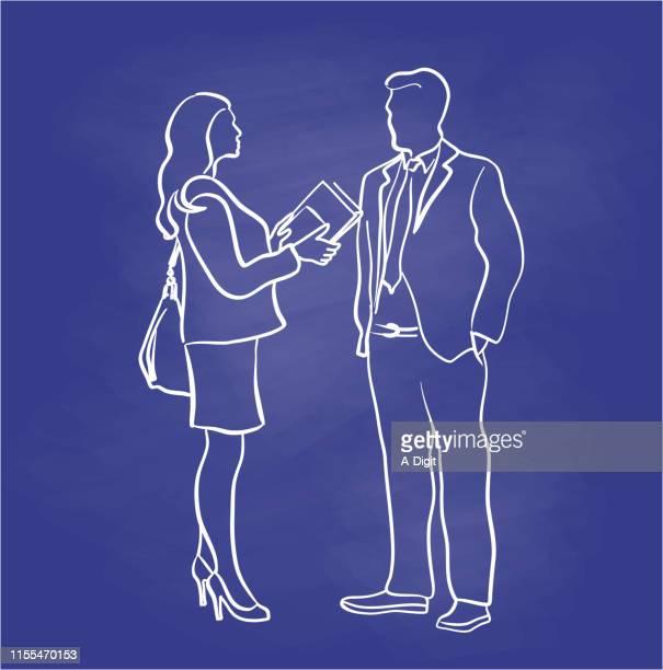 illustrations, cliparts, dessins animés et icônes de tableau des affaires connexes - femme d'affaires