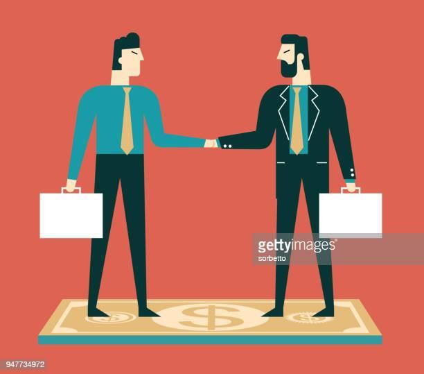 Business relationship - Businessman