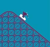 Business Roller coaster