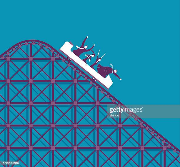 Business Roller coaster