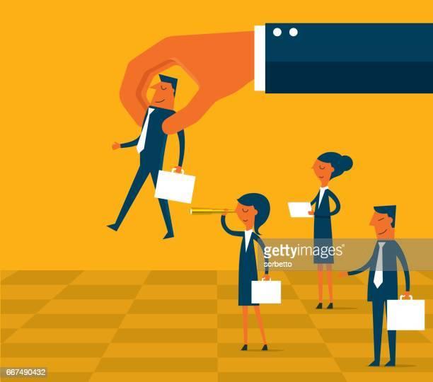 Bedrijfsstrategie - Schaken