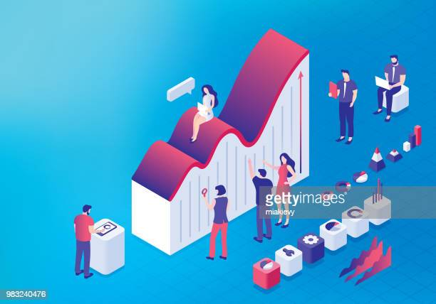 business strategy concept - business strategy stock illustrations