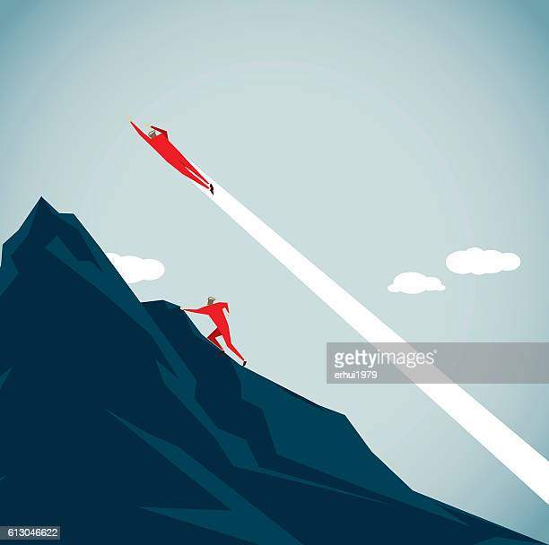 business strategy - steep stock illustrations, clip art, cartoons, & icons