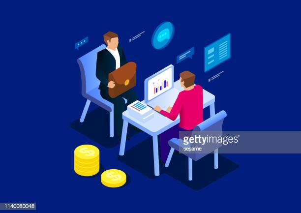 business talk - governmental occupation stock illustrations, clip art, cartoons, & icons
