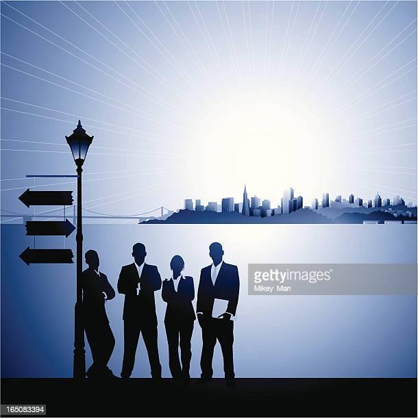 Business Team:  Deciding the next step
