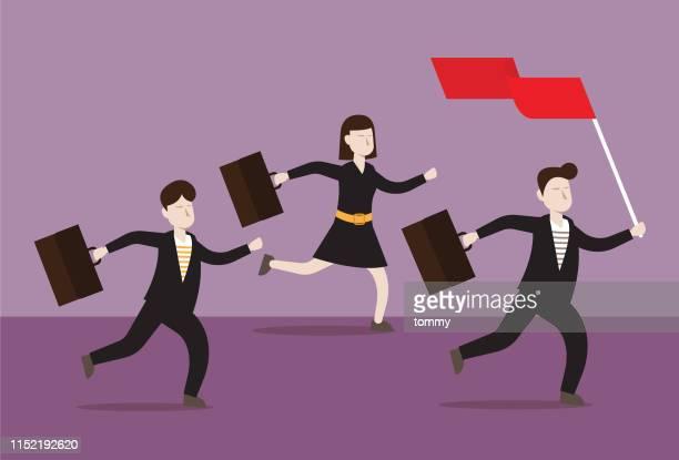 Business team leadership
