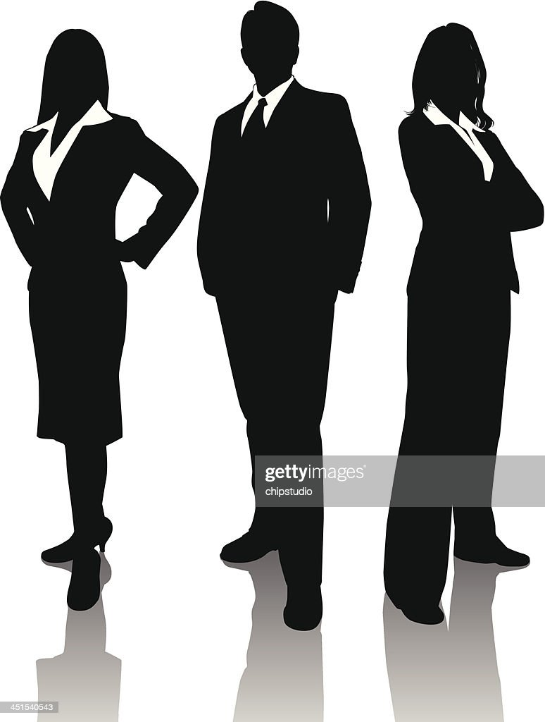 Business Trio
