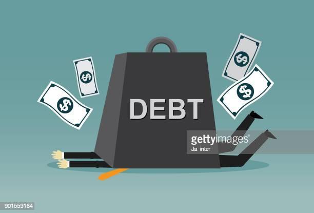 Business under debt burden