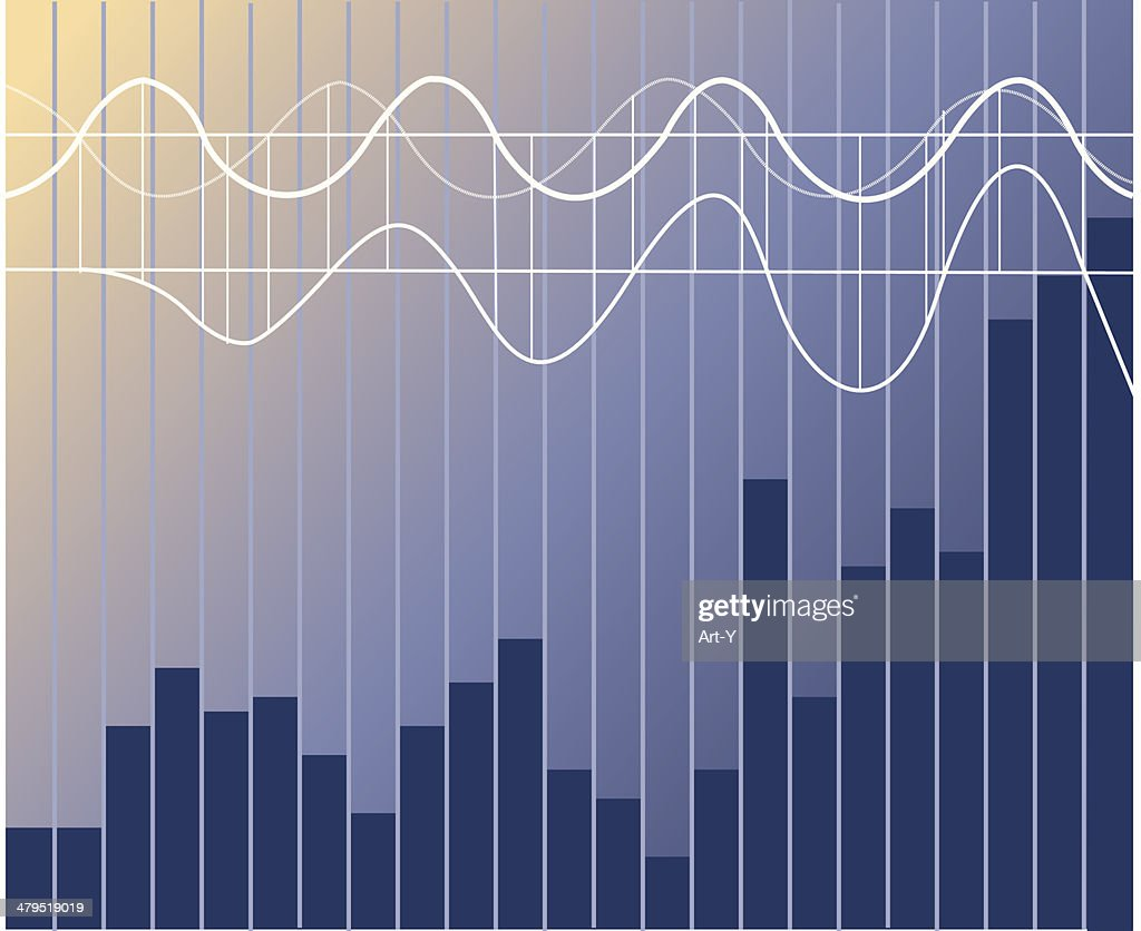 Business ups and downs : stock illustration