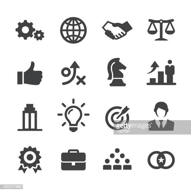 business value icons - acme-serie - hingabe stock-grafiken, -clipart, -cartoons und -symbole
