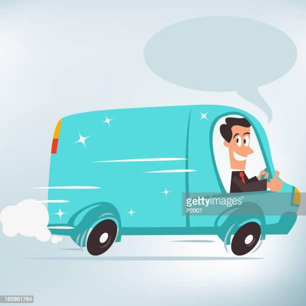 Business Van