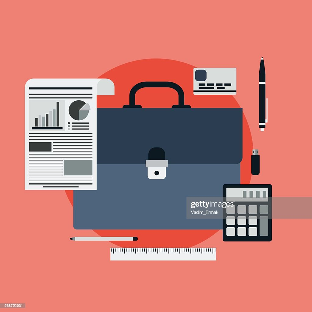 Business vector concept