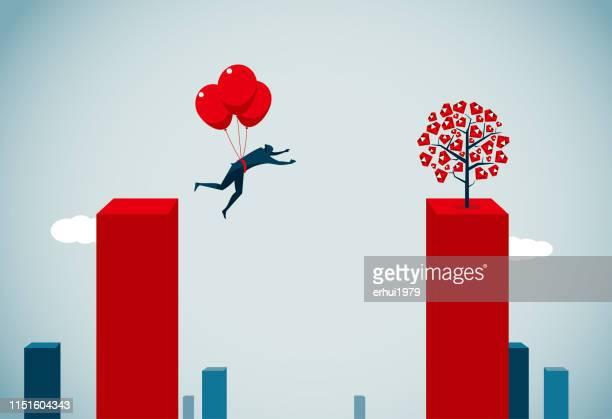 business - desire stock illustrations