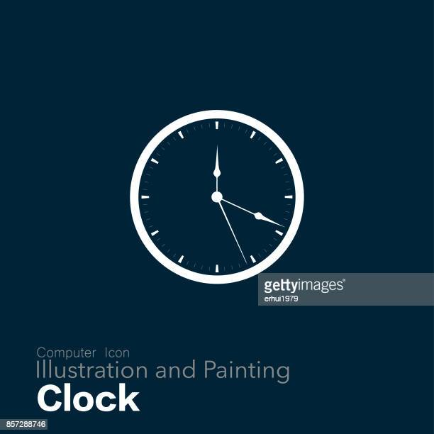 business - countdown stock illustrations