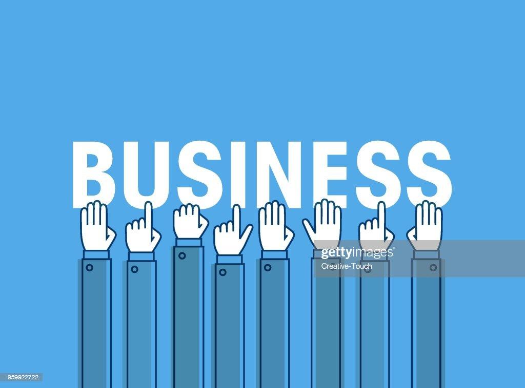 Business  : Stock-Illustration