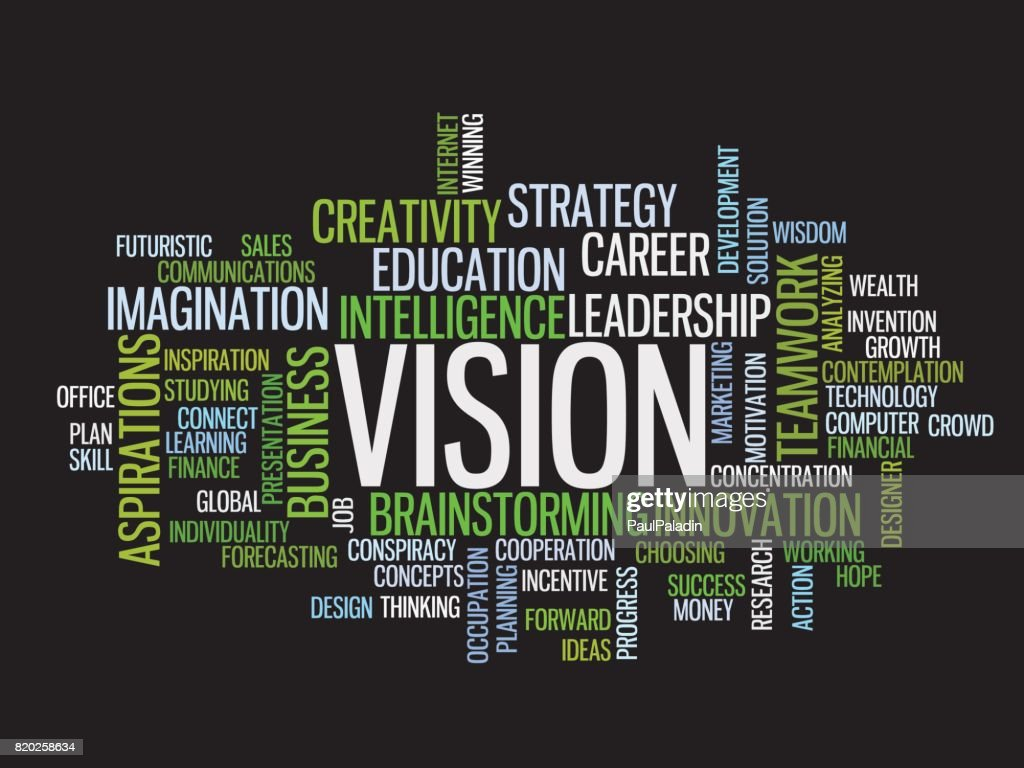 business vision concept