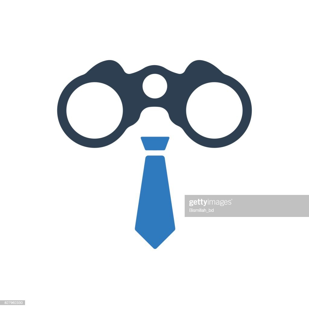 Business Vision Icon