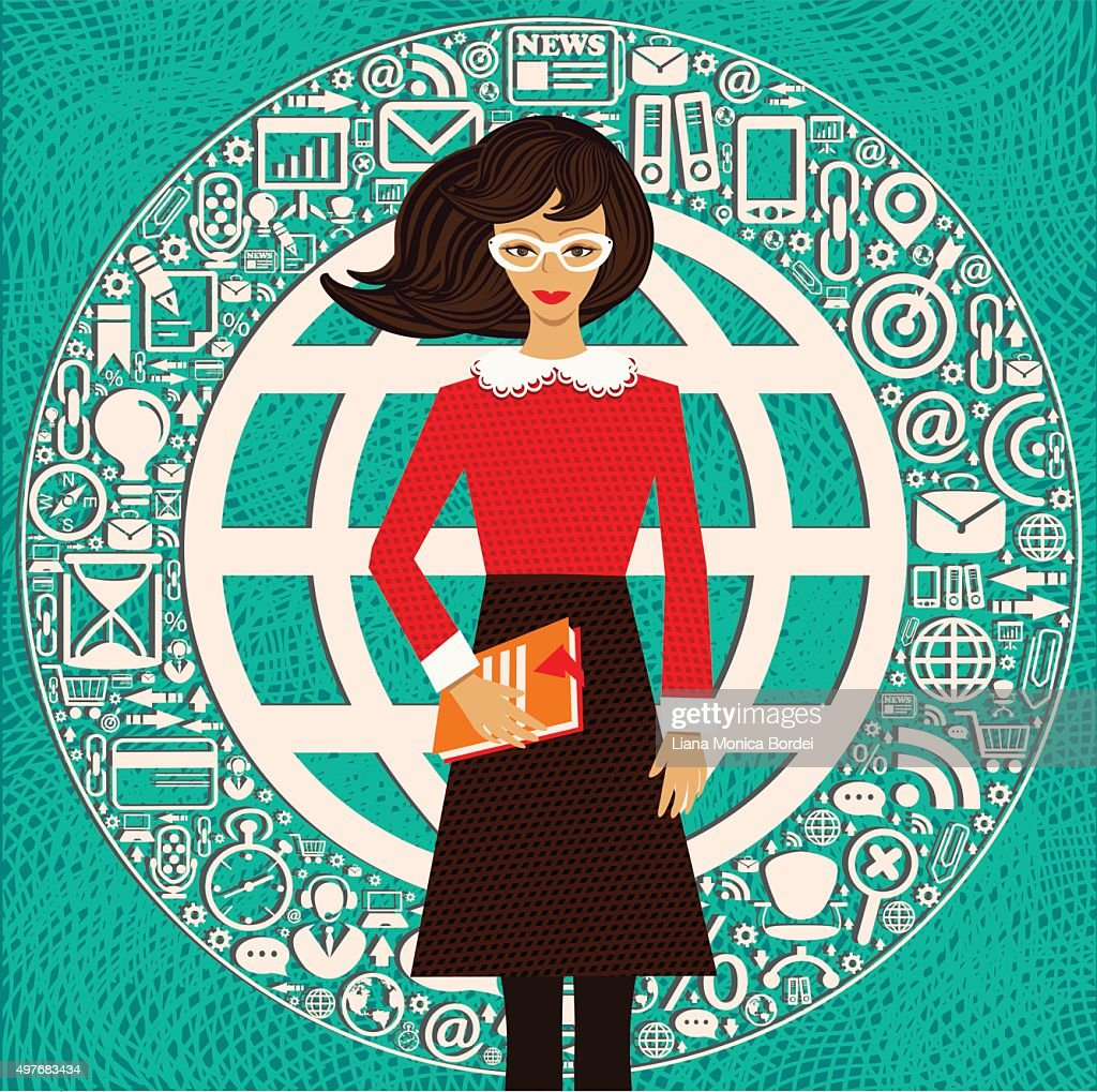 Business Woman, Education