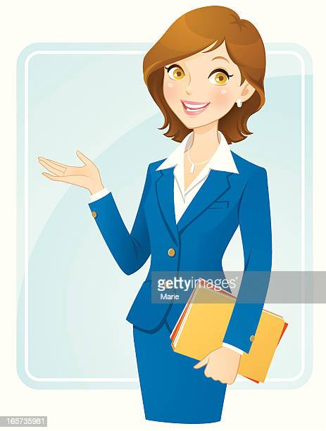 business woman - hotel reception stock illustrations, clip art, cartoons, & icons