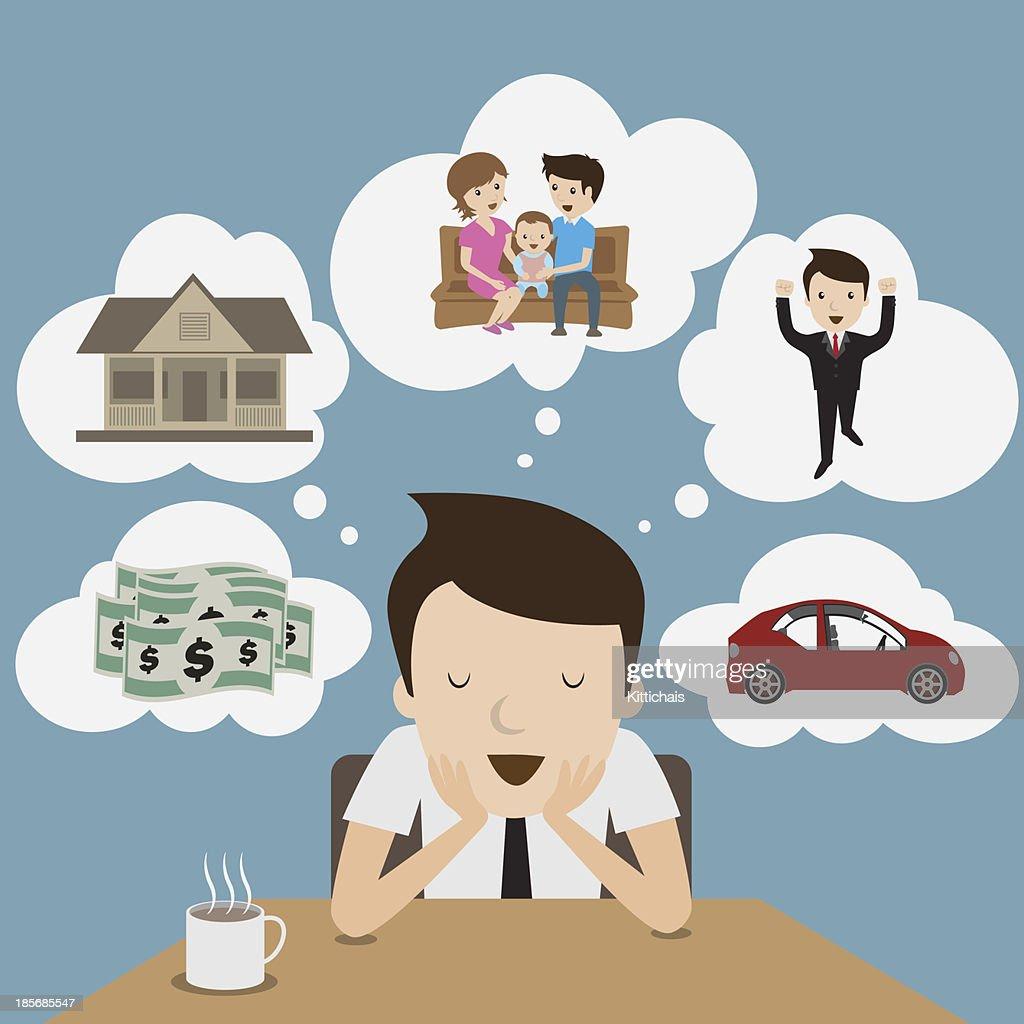 Businessman Dream