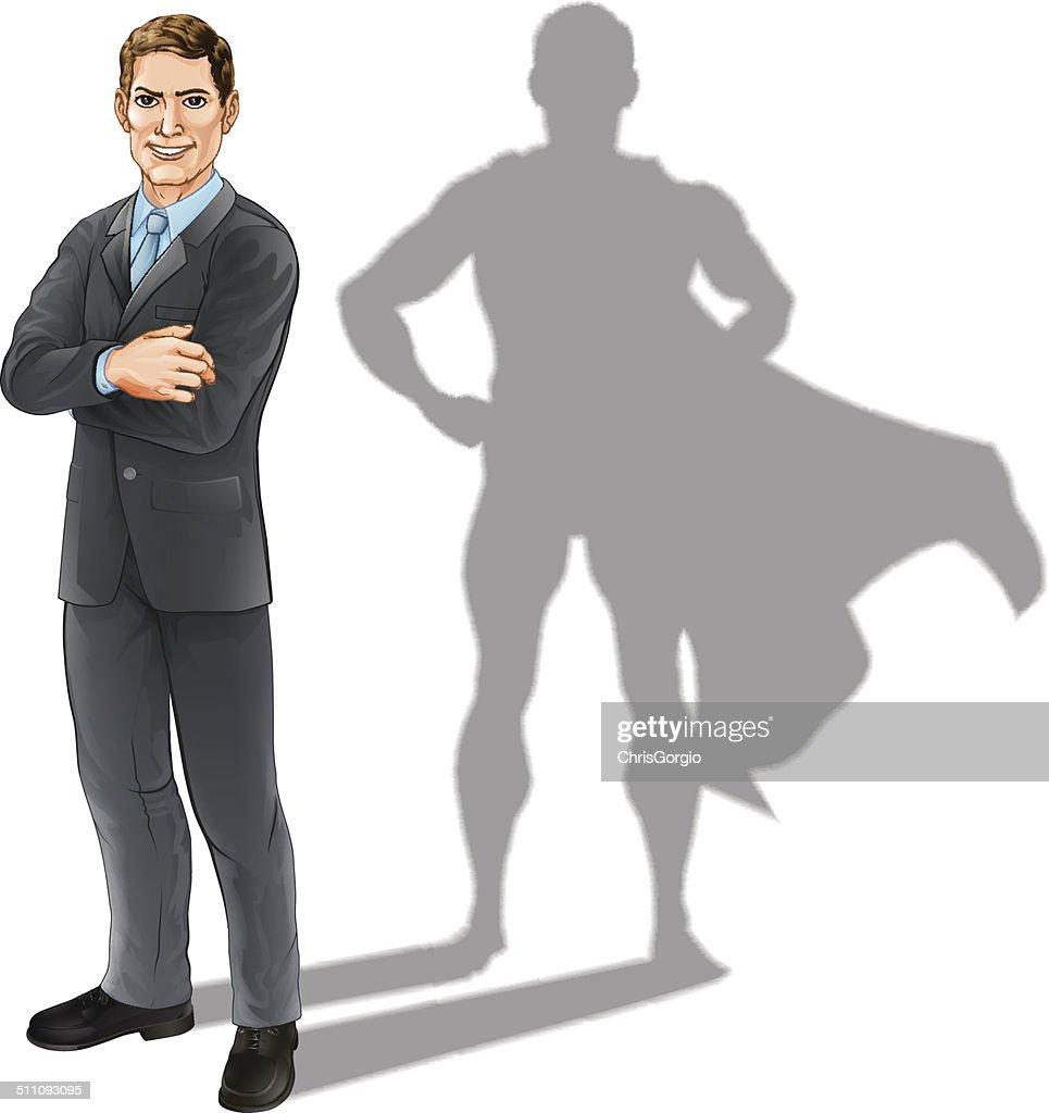 Businessman Hero