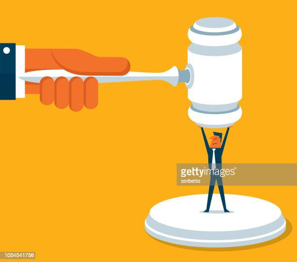 unternehmer - rechtssystem - crime or recreational drug or prison or legal trial stock-grafiken, -clipart, -cartoons und -symbole
