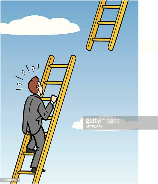 moving up the corporate ladder essay As you move up the ladder the c suite is better at hiring people to do the things they don't enjoy so much look at what you enjoy doing and focus more on your strengths in a multinational company work for them for 30/40 years and work your way up the corporate ladder there is no quick way.
