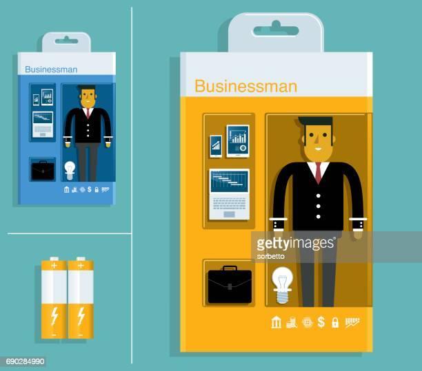 illustrations, cliparts, dessins animés et icônes de homme d'affaires set - homme soumis