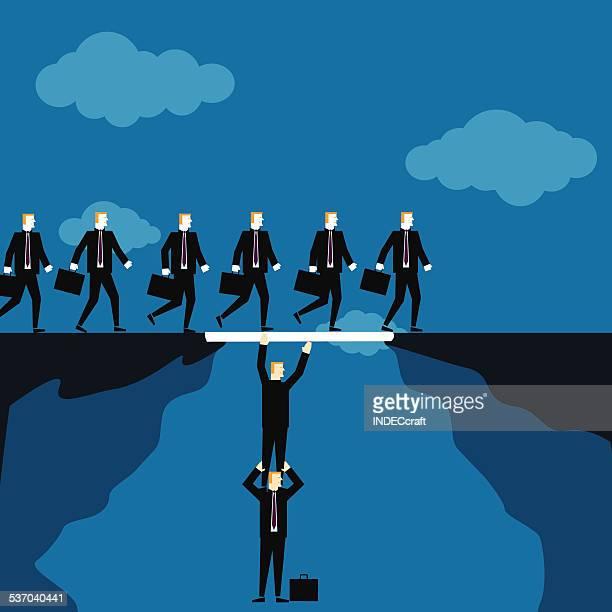 Businessman_gaps_filling