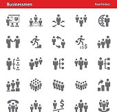 Businessmen Icons - Set 2
