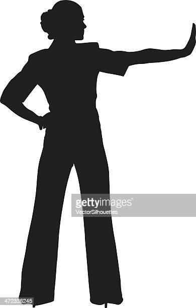 Businessperson Silhouette
