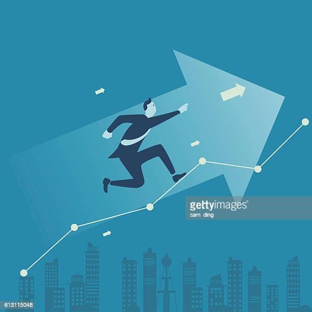 Business,Up, trend, arrow, trend,