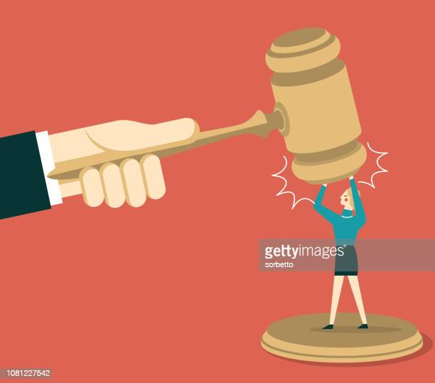 businesswoman - Legal System
