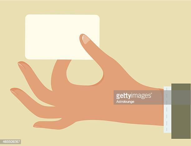 ilustraciones, imágenes clip art, dibujos animados e iconos de stock de busssines tarjeta - exhibir