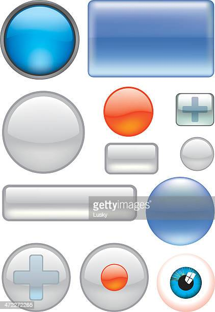Button backgrounds