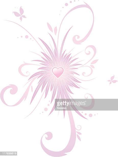 buttonhole heart - animal heart stock illustrations, clip art, cartoons, & icons