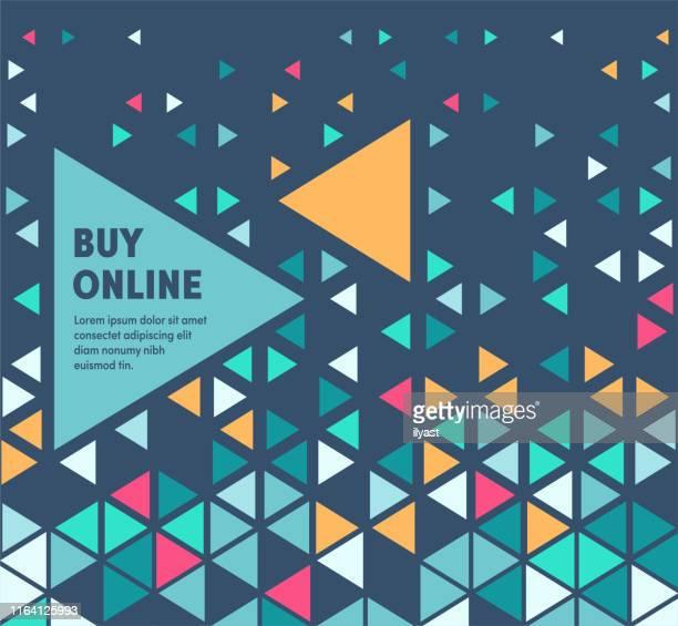 Buy Online Modern & Artistic Design Template