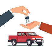 Buying a new or used pickup truck
