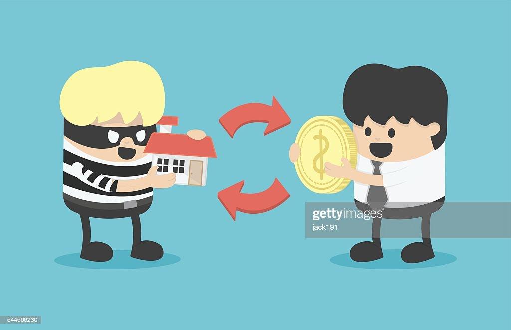 Buying stolen goods