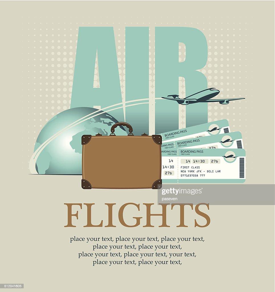 by plane around the world